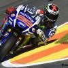 MotoGP Valencia, Inizio felice per Lorenzo