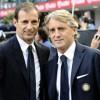 Mancini e Allegri, il coraggio di cambiare per vincere