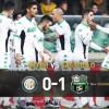 Inter-Sassuolo in dieci tweet