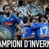 I 50 segreti del Napoli Campione d'Inverno