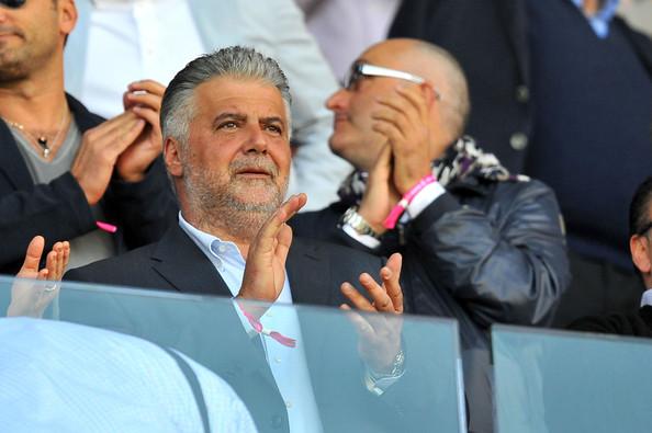 Albano Guaraldi, presidente del Bologna