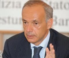 Il procuratore di Bari, Antonio Laudati