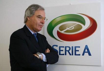 Maurizio Beretta, presidente della Lega di Serie A