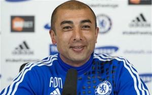 Allenatori: Di Matteo in conferenza stampa ai tempi del Chelsea
