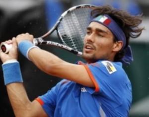 Fabio Fognini abbandona gli Australian Open. Troppo forte Novak Djokovic.