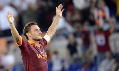 Francesco Totti oggi compie 38 anni