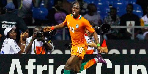 Alla Costa d'Avorio non basta un gol di Gervinho per battere la Colombia