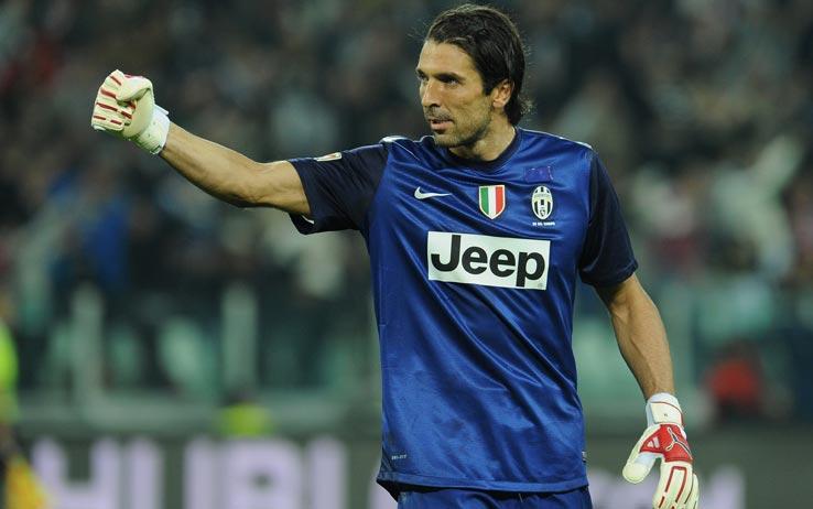 Napoli-Juventus: Gianluigi Buffon, migliore in campo tra i bianconeri