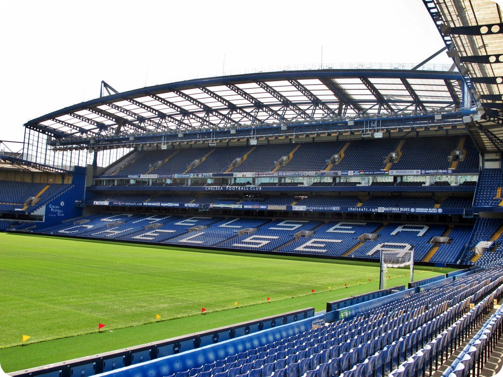 Lo Stamford Bridge, tana del Chelsea
