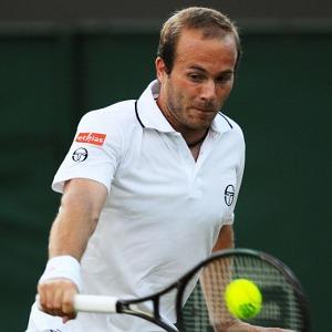 Il tennista belga Olivier Rochus