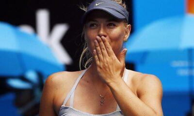 Maria Sharapova vince contro Madison Keys