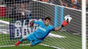 Casillas di nuovo titolare per la squalifica di Adan