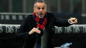 Stefano Pioli,allenatore Bologna