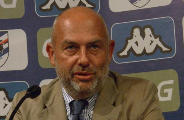 Garrone; Sampdoria; Genova; Ferraris