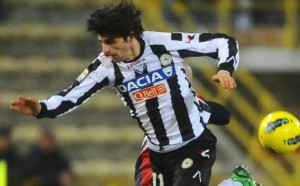 Diego Fabbrini, in prestito al Palermo