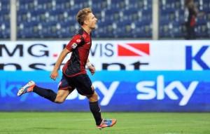 Fiorentina-Genoa: out Frey e Borriello, torna Aquilani. Probabili formazioni