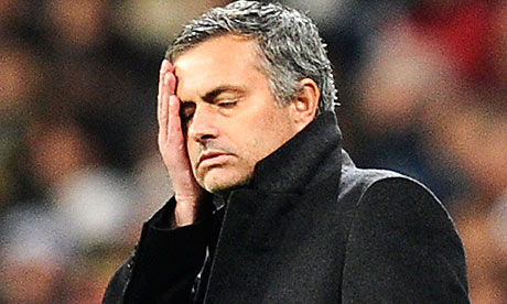 José Mourinho, tecnico del Chelsea