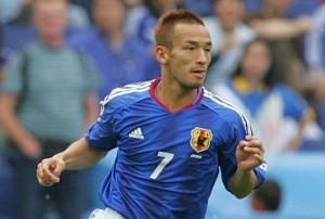 Hidetoshi Nakata, primo Top Player della storia del Giappone.