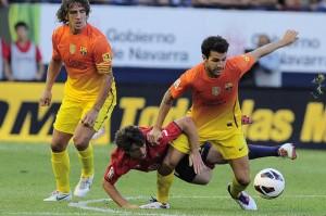 Barcellona-Osasuna