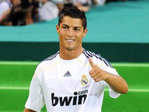 Cristiano Ronaldo, fenomeno del Real Madrid