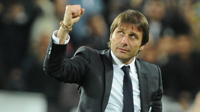 Antonio Conte, tenta l'assalto al Real Madrid con la sua Juventus