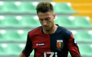 Bertolacci, grande protagonista del primo parziale di Genoa-Sassuolo