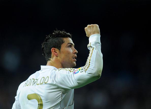 Cristiano Ronaldo, mattatore della notte per il Real Madrid