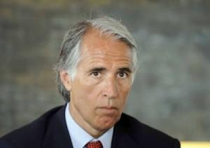 Il presidente del Coni Giovanni Malagò