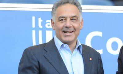 James Pallotta, presidente della Roma