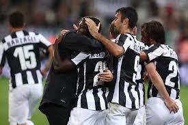 La Juventus in festa a Corato