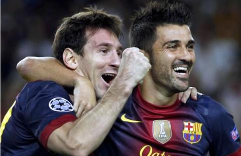 Pagelle Barcellona-Milan 4-0: Messi devastante, disastro Allegri