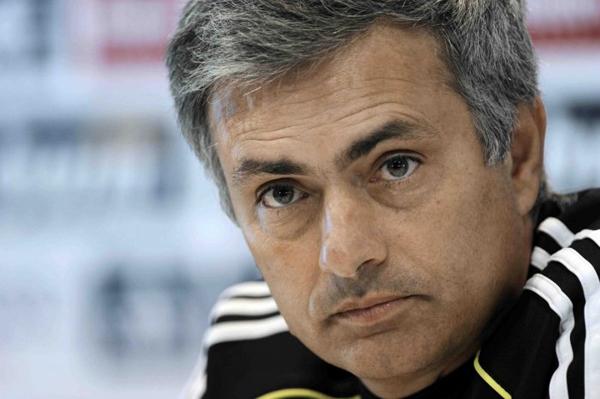 Jose Mourinho, allenatore del Real Madrid