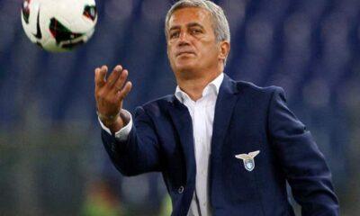 Vladimir Petkovic si gioca la panchina in Lazio-Cagliari