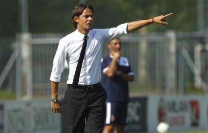 Inzaghi regole Milan