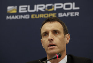 Rob Wainwright, direttore dell'Europol