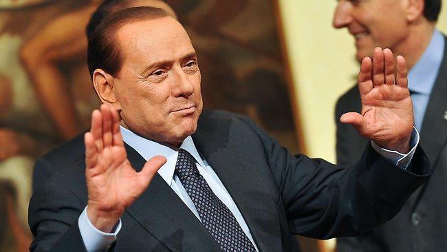 Silvio Berlusconiè ancora alla ricerca del tecnico del Milan per la prossima stagione