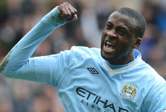 Yaya Tourè è stato uno dei migliori giocatori della Premier League 2014
