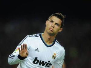 Cristiano Ronaldo, la sua doppietta regala la vittoria al Real Madrid