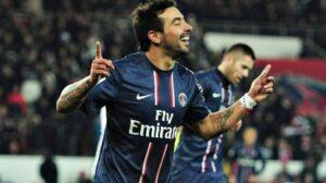 """Lavezzi, PSG, per il """"Pocho"""" 2 goals in 4 partite"""