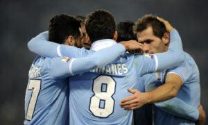 Lazio, pareggio in Europa League