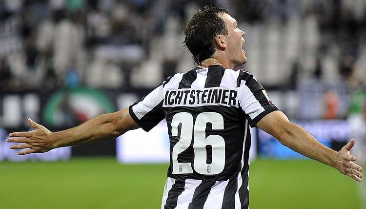 Stephan Lichtsteiner, goal e ottima prestazione per il treno svizzero