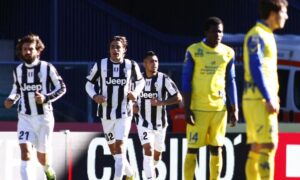 Alessandro Matri sigla l'1-0