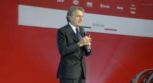 Luca Cordero di Montezemolo, dopo 23 anni da ottobre non sarà più il presidente della Ferrari