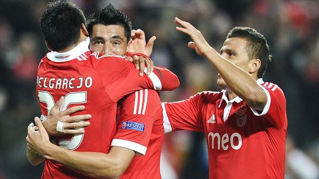 Il Benfica capolista della Primeira Liga