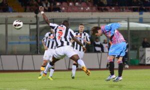 Le pagelle di Catania-Udinese: Gomez tarantolato, Andujar saracinesca