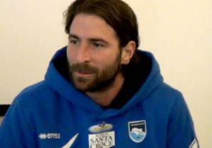 Ferdinando Sforzini, in gol nell'amichevole