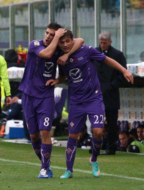 Fiorentina, Jo-jo e Ljajic credono nella Champions e contro il Torino ci saranno