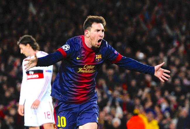Il migliore tra i protagonisti della 4° giornata di Champions League