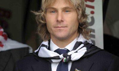 Pavel Nedved dirigente bianconero