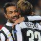Matri e Quagliarella, coppia gol della Juventus
